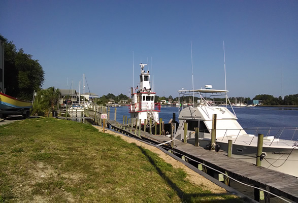 Carrabelle Boat Storage